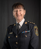 Chief Constable Paulette Freill